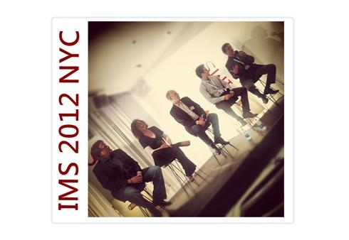 Inbound marketing summit NYC 2012