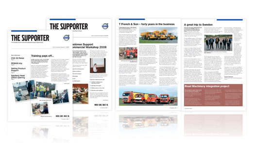 Volvo-newsletter