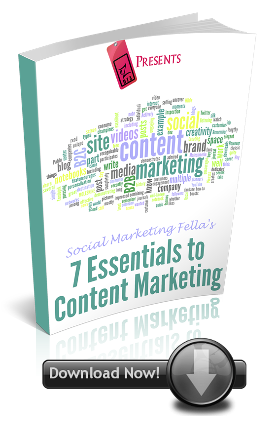 7 ESSENTIALS OF CONTENT MARKETING