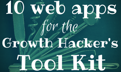 10 Web Apps Growth Hacker's SocialMktgFella