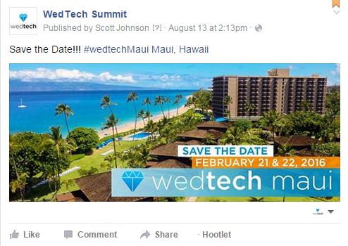 6  WedTech Summit