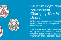 Savonix Mobile Cognitive Assessment Test   Brain Health App