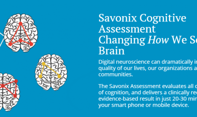 Savonix Mobile Cognitive Assessment Test   Brain Health App