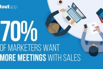 ToutApp Sales & Marketing Alignment Infographic 1