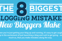 The 8 Biggest Blogging Mistakes New Bloggers Make