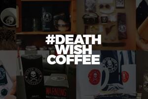 World s Strongest Coffee – Death Wish Coffee Company