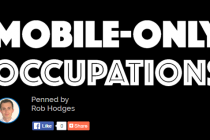 mobile only occupations