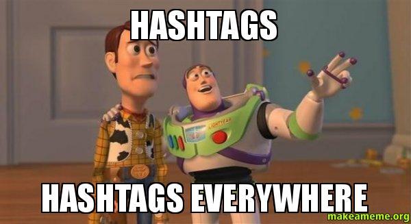 hashtag4